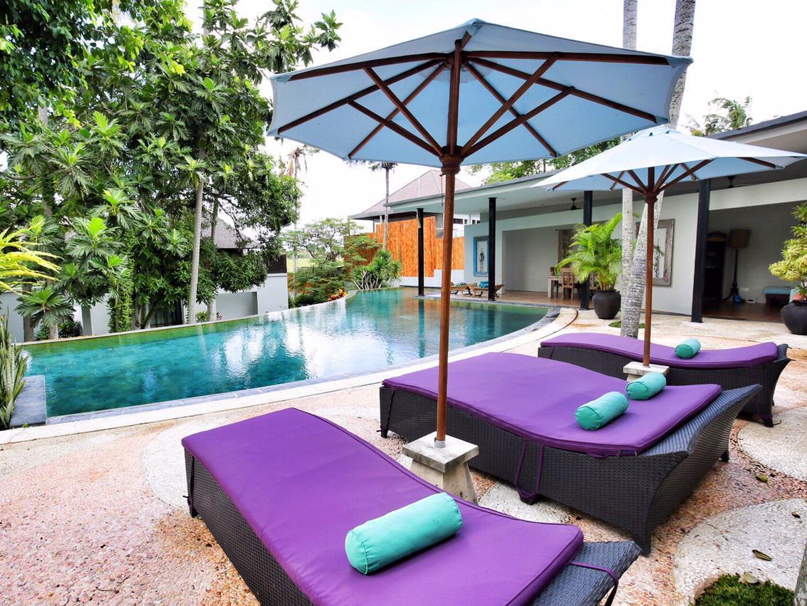 Emerald River Villa - Bali