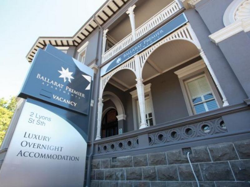 Ballarat Premier Apartments - Hotell och Boende i Australien , Ballarat