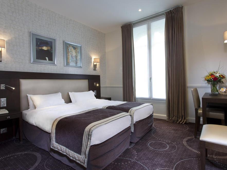 Hotel Elysees Ceramic - Hotell och Boende i Frankrike i Europa
