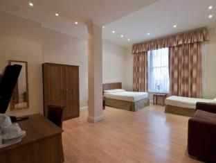 Royal Eagle Hotel London - Triple Room