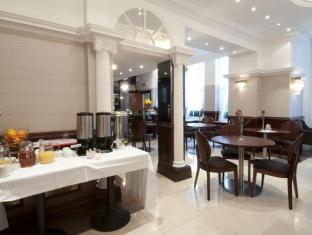 Royal Eagle Hotel London - Food, drink and entertainment