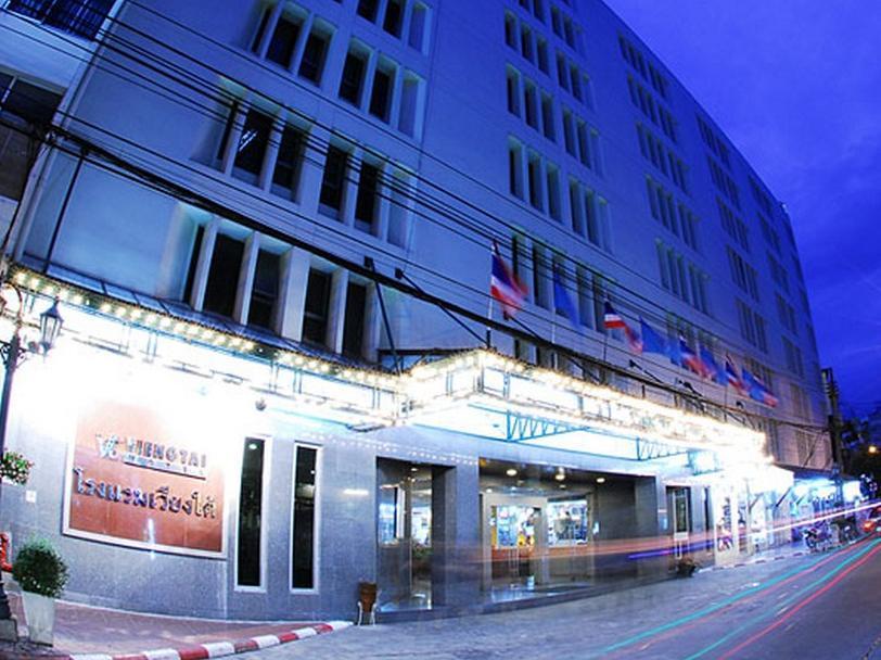 Hotell Viengtai Hotel i , Bangkok. Klicka för att läsa mer och skicka bokningsförfrågan