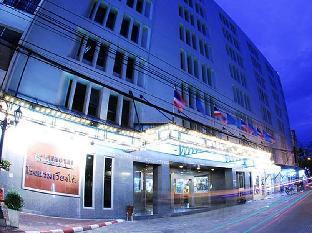 Viengtai Hotel 3 star PayPal hotel in Bangkok