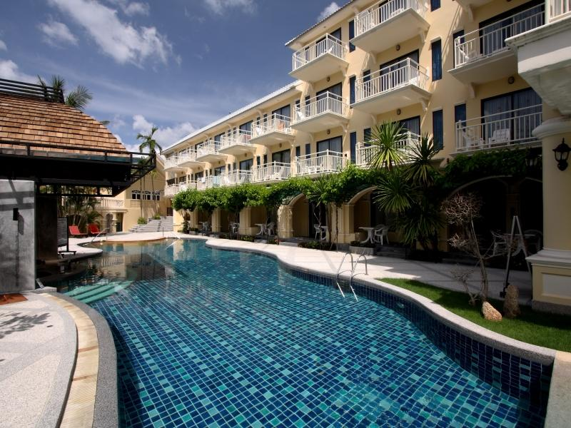 The Front Village Hotel - Hotels and Accommodation in Thailand, Asia