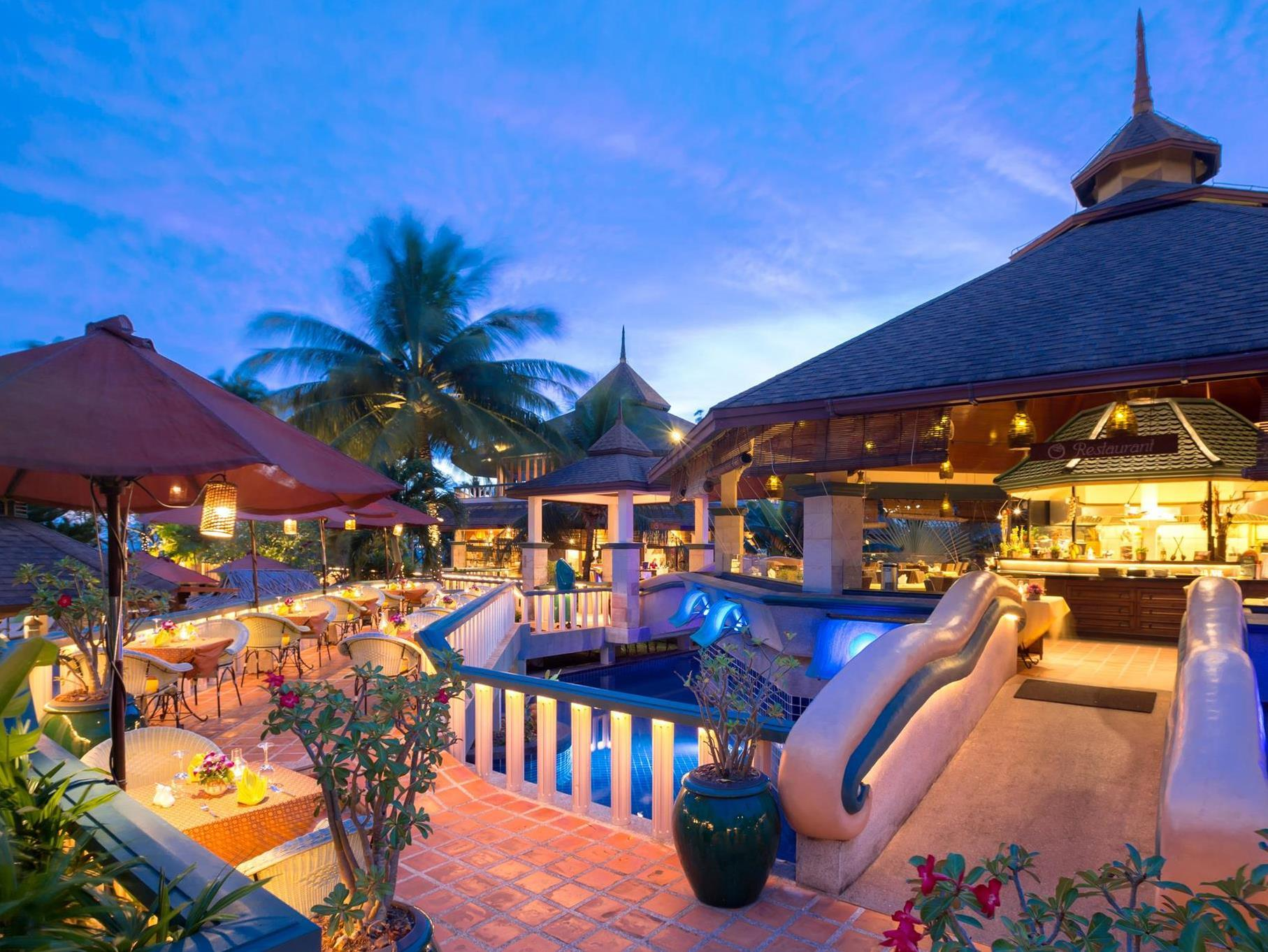 Mangosteen Resort & Ayurveda Spa - Hotels and Accommodation in Thailand, Asia