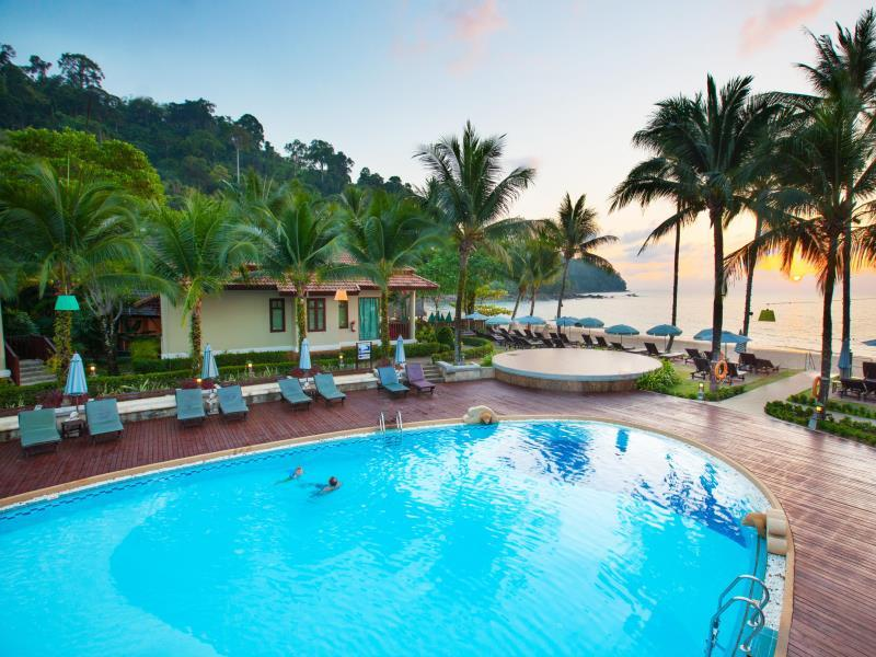 Khaolak Bay Front Hotel - Hotels and Accommodation in Thailand, Asia
