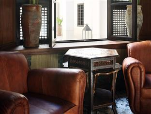 Dixneuf La Ksour Riad Marakeš - bar/salon