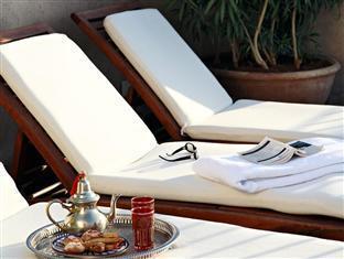 Dixneuf La Ksour Riad Marakeš - balkon/terasa