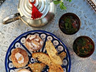 Dixneuf La Ksour Riad Marakeš - restavracija