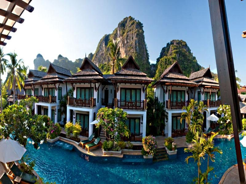 Railay Village Resort - Hotels and Accommodation in Thailand, Asia