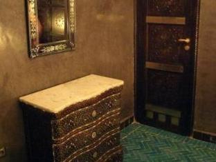 Riad Touareg Marrakech - Hotellet från insidan
