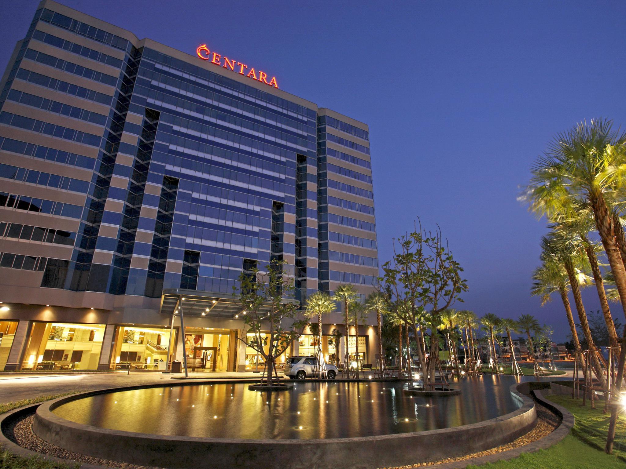 Hotell Centara Hotel   Convention Centre Udon Thani Hotel i , Udonthani. Klicka för att läsa mer och skicka bokningsförfrågan
