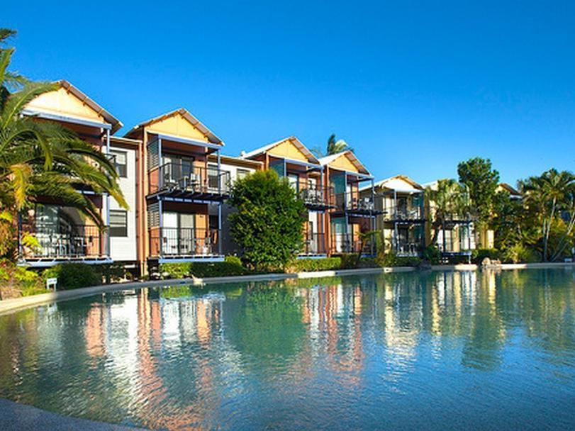 Australis Noosa Lakes Resort - Hotell och Boende i Australien , Noosa