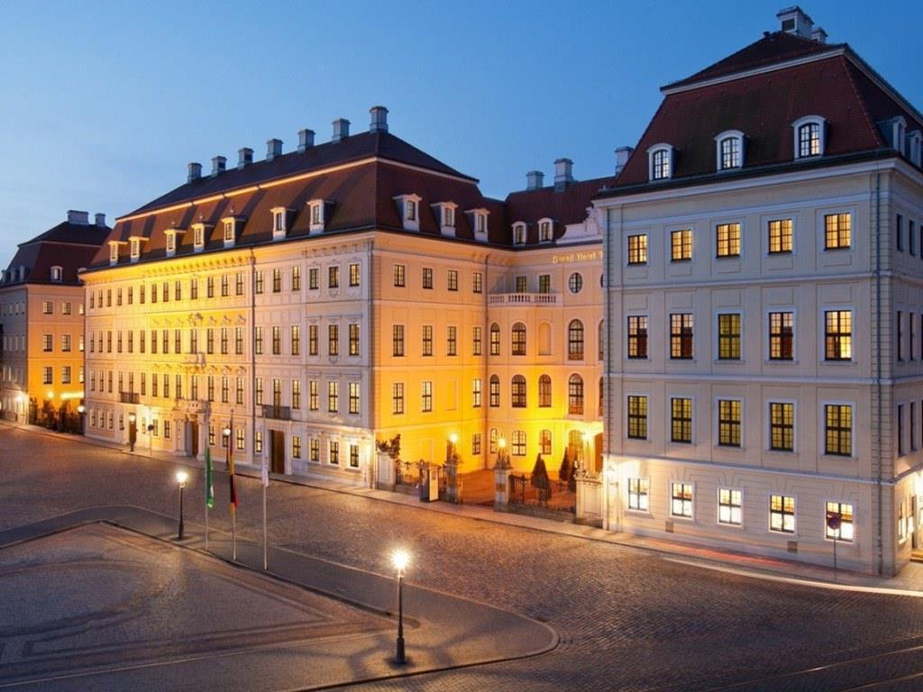 Hotel Taschenbergpalais Kempinski دريسدن