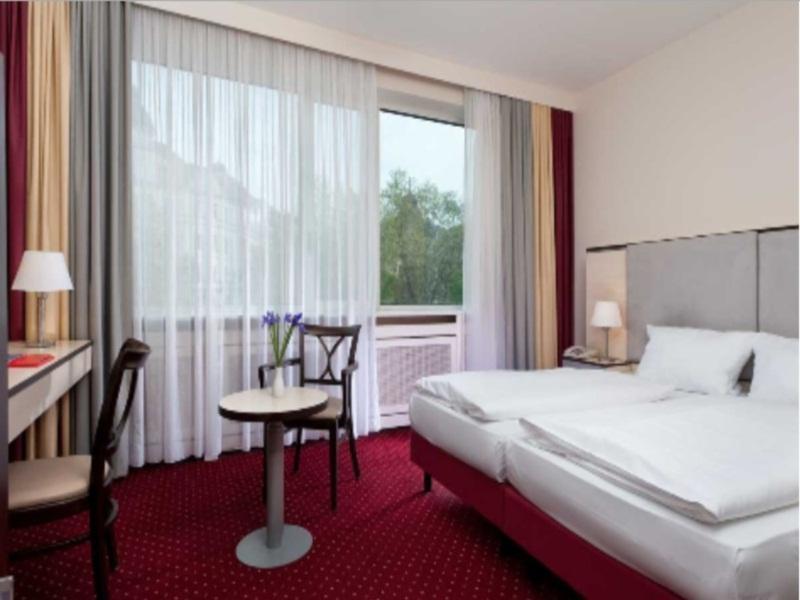 Come Inn Berlin Kurfuerstendamm - Hotell och Boende i Tyskland i Europa