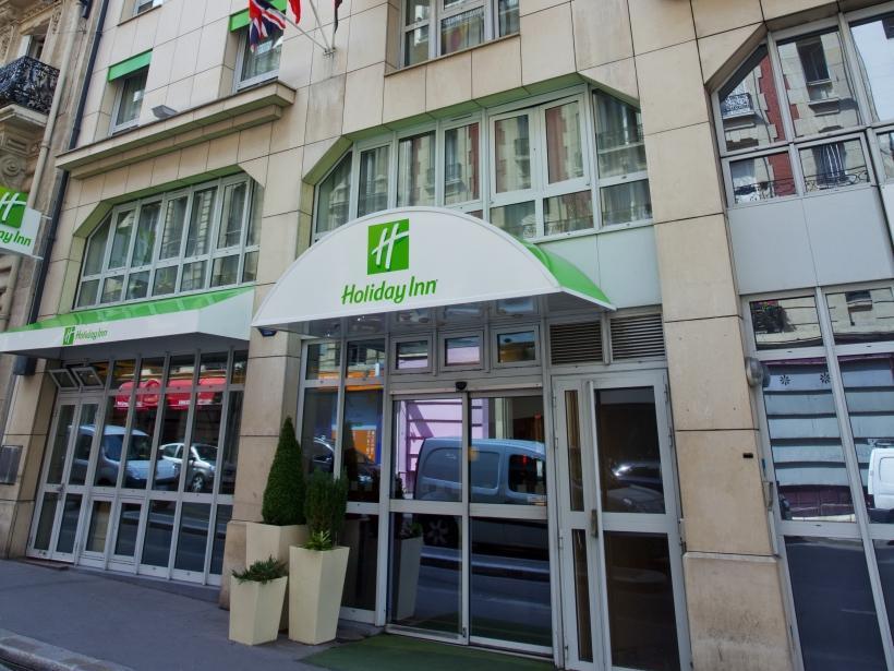 Holiday Inn Paris Montmartre Hotel - Hotell och Boende i Frankrike i Europa