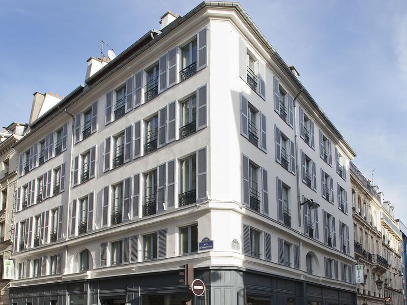 Holiday Inn Paris Elysées - Hotell och Boende i Frankrike i Europa