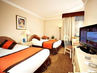 Mercure Centre Hotel Abu Dhabi Abu Dhabi - Standard Twin Room