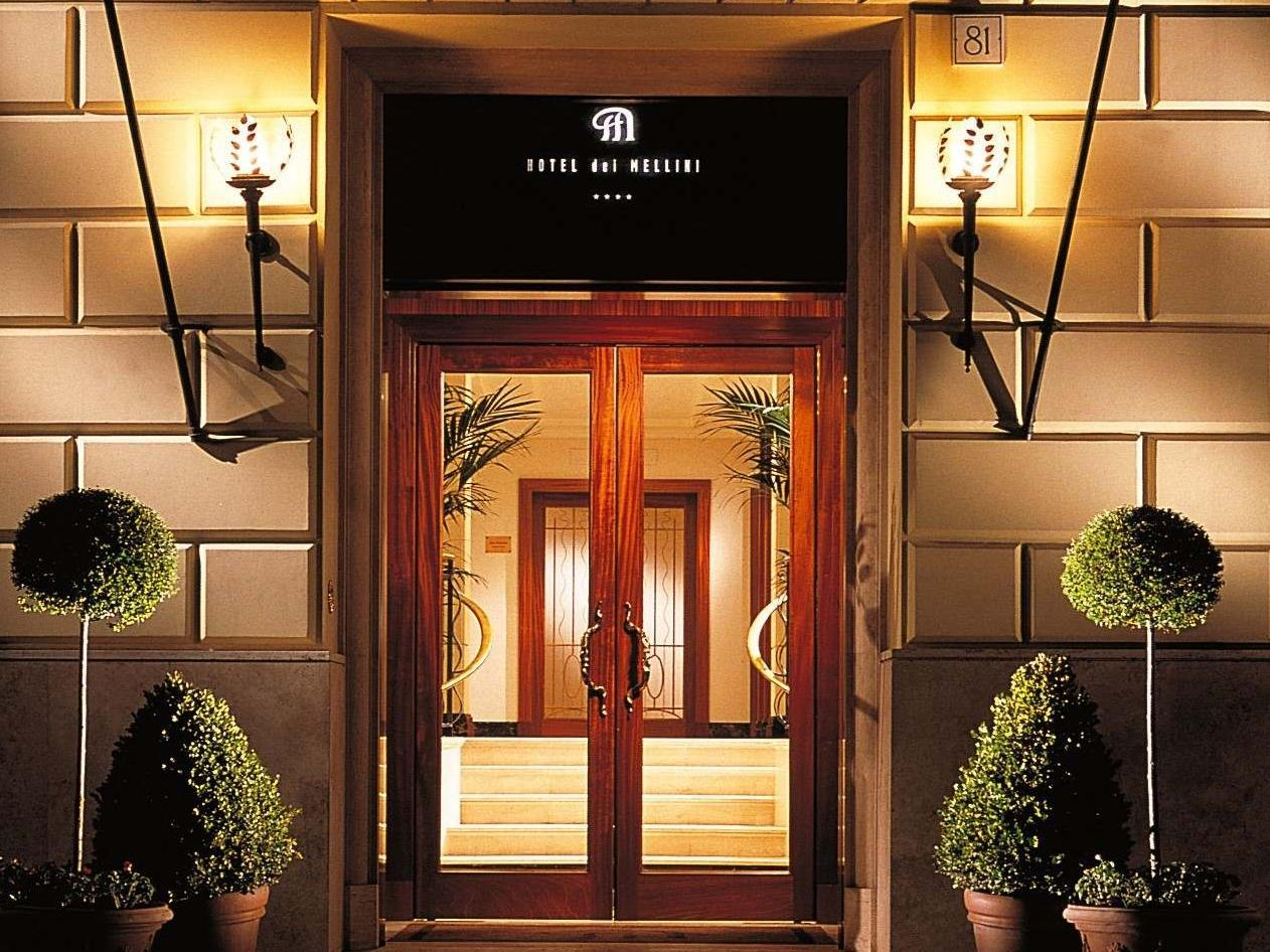 Dei Mellini Hotel - Rome