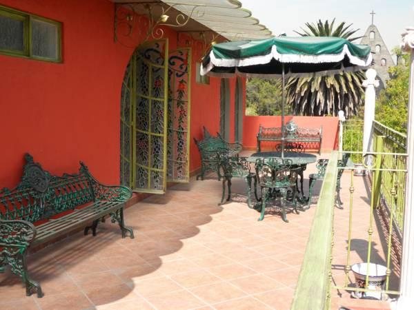 Suites Royal Colonial Guest House Mexico City - Exterior