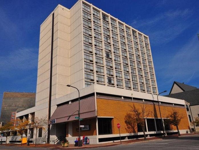 Best Western University Plaza Hotel