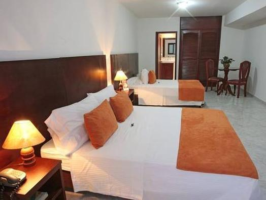 Hotel Granada Real - Hotels and Accommodation in Colombia, South America