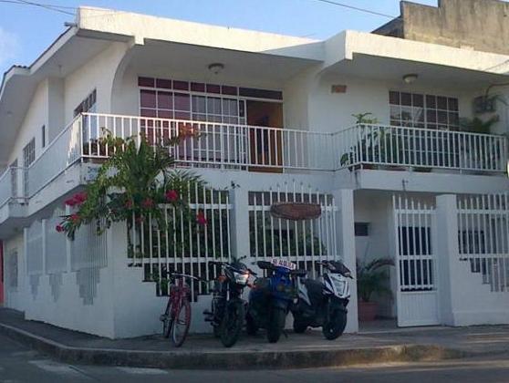 Posada Turística Colors of the Sea - Hotell och Boende i Colombia i Sydamerika