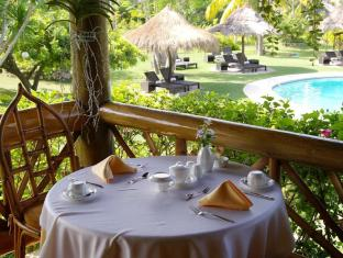Badian Island Wellness Resort Badian - Breakfast at Panorama Restaurant