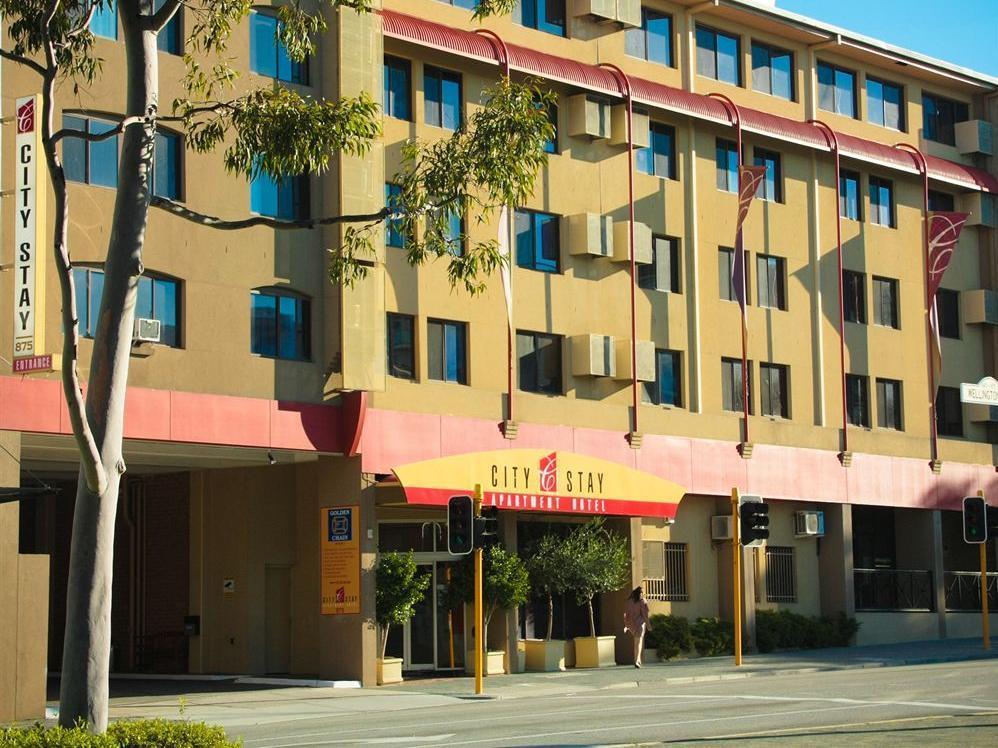 City Stay Apartment Hotel - Hotell och Boende i Australien , Perth