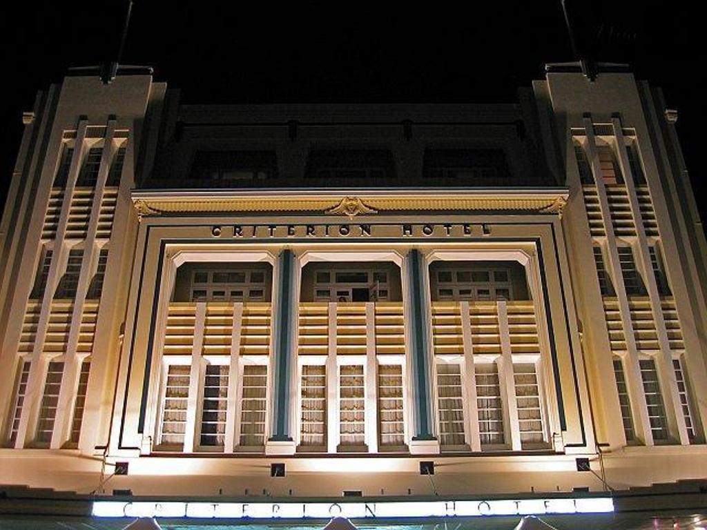 Criterion Hotel Perth - Hotell och Boende i Australien , Perth
