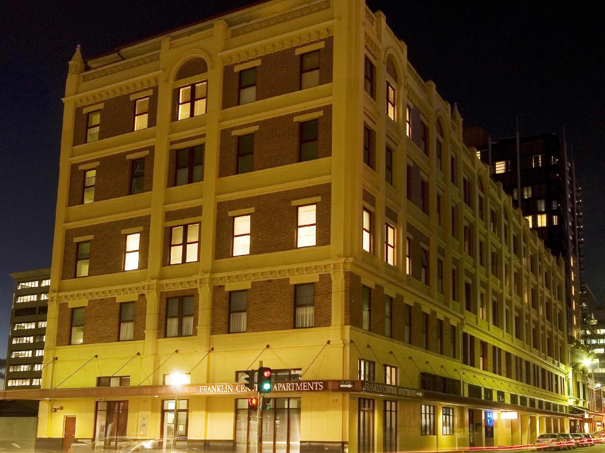 Franklin Central Apartments - Hotell och Boende i Australien , Adelaide