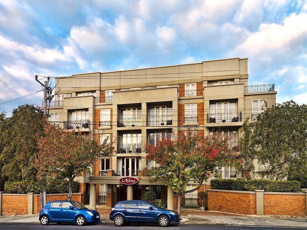 Adina Apartment Hotel South Yarra - Hotell och Boende i Australien , Melbourne