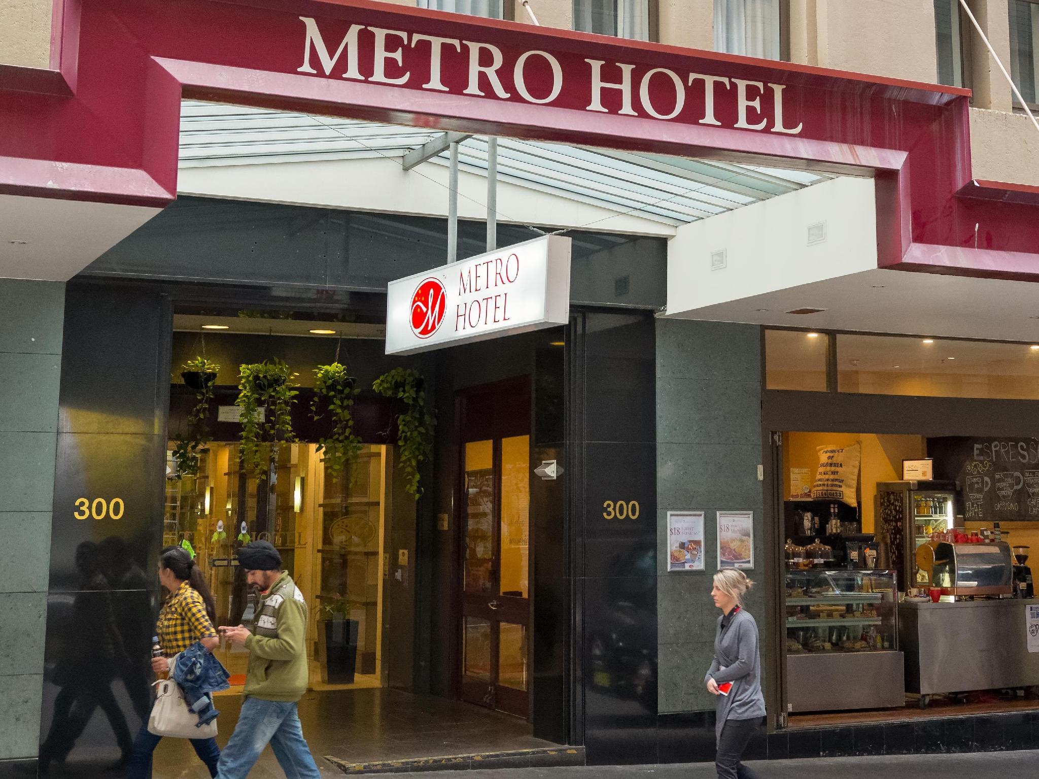 Metro Hotel On Pitt - Hotell och Boende i Australien , Sydney
