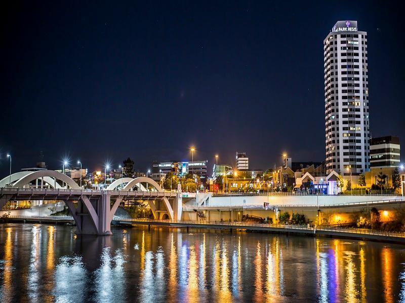 Park Regis North Quay Hotel and Apartments - Hotell och Boende i Australien , Brisbane