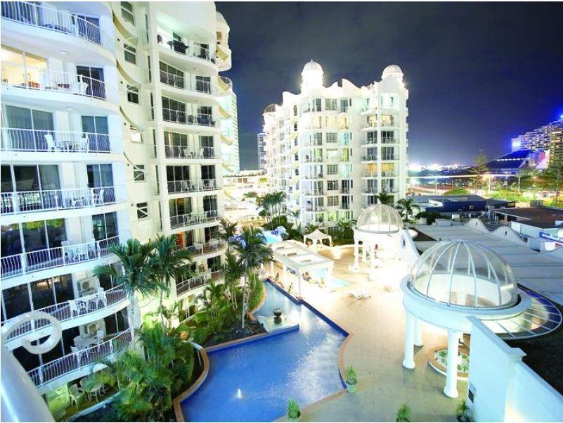 Phoenician Resort - Hotell och Boende i Australien , Guldkusten