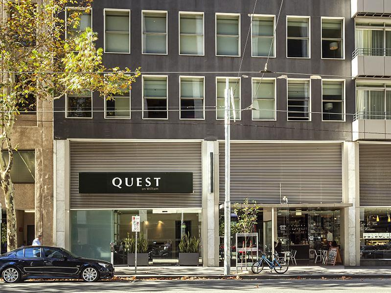 Quest On William Apartments - Hotell och Boende i Australien , Melbourne