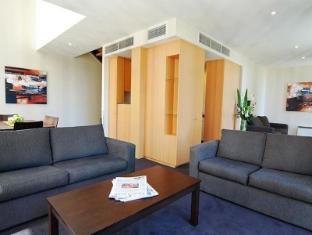เควสท์ออนวิลเลี่ยมอพาร์ทเมนท์ส เมลเบิร์น - ห้องพัก