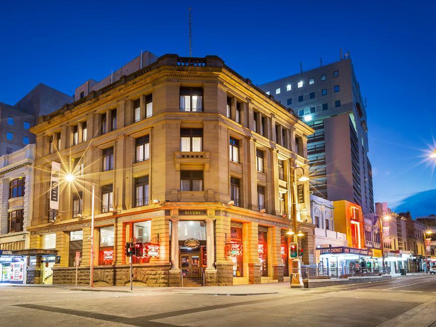 Quest Savoy - Hotell och Boende i Australien , Hobart
