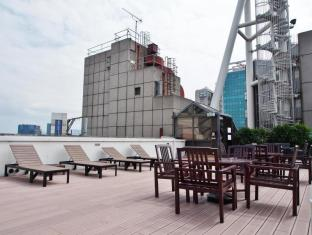 Prudential Hotel Hong Kong - Roof Top Garden