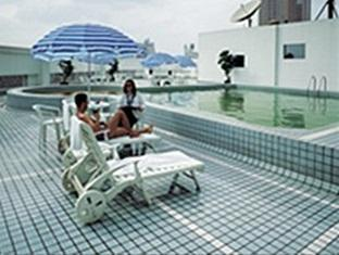 Zhao An Hotel Shanghai - Balcony/Terrace
