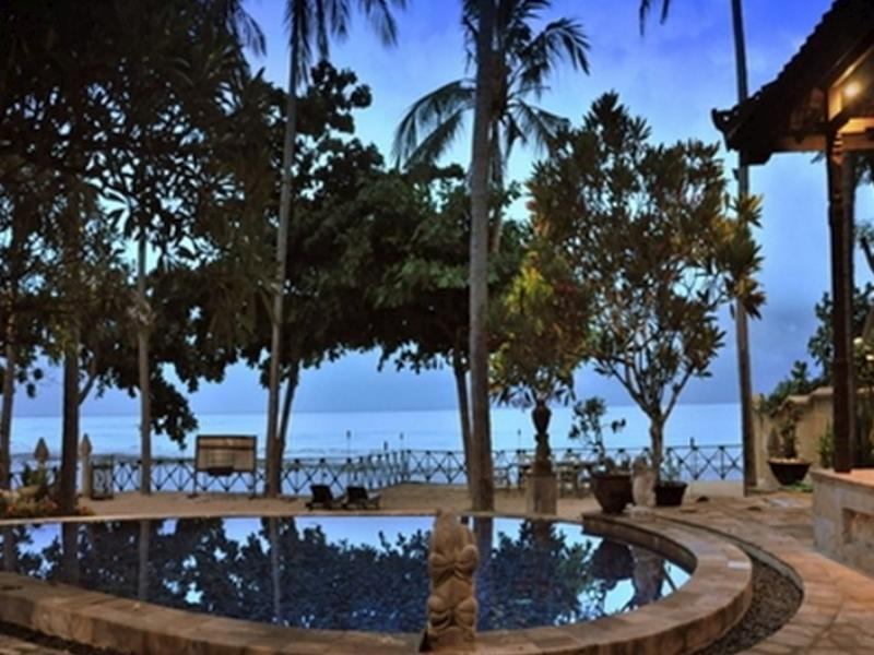 The Alang Alang Beach Resort - Hotels and Accommodation in Indonesia, Asia