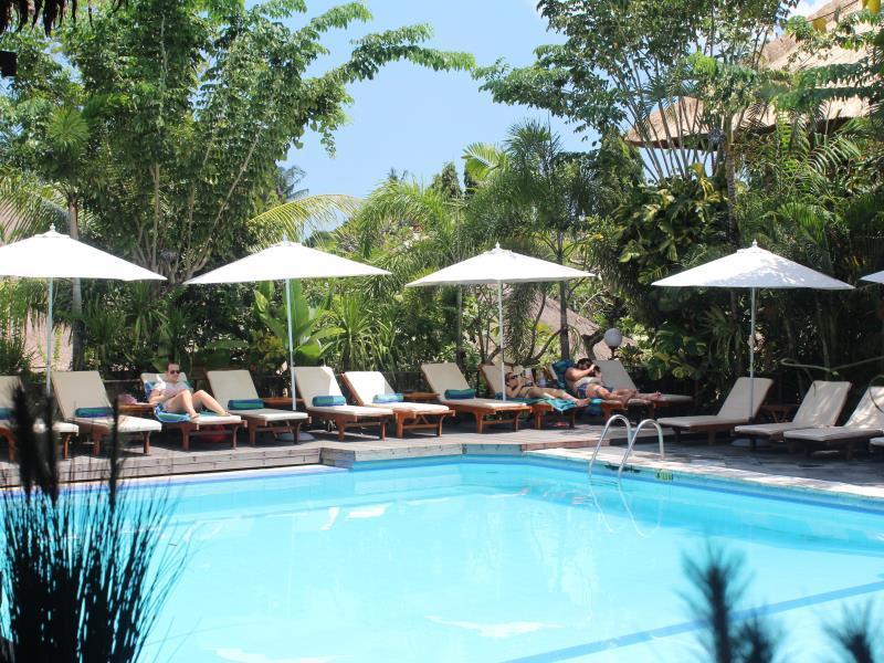 Hotell Bali Agung Village Hotel