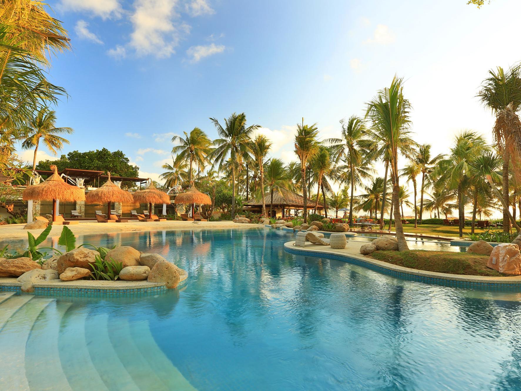 Hotell Bali Mandira Beach Resort   Spa