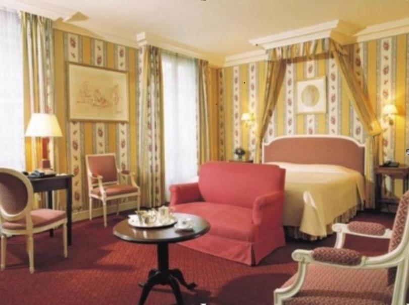 Victoria Palace Hotel - Hotell och Boende i Frankrike i Europa