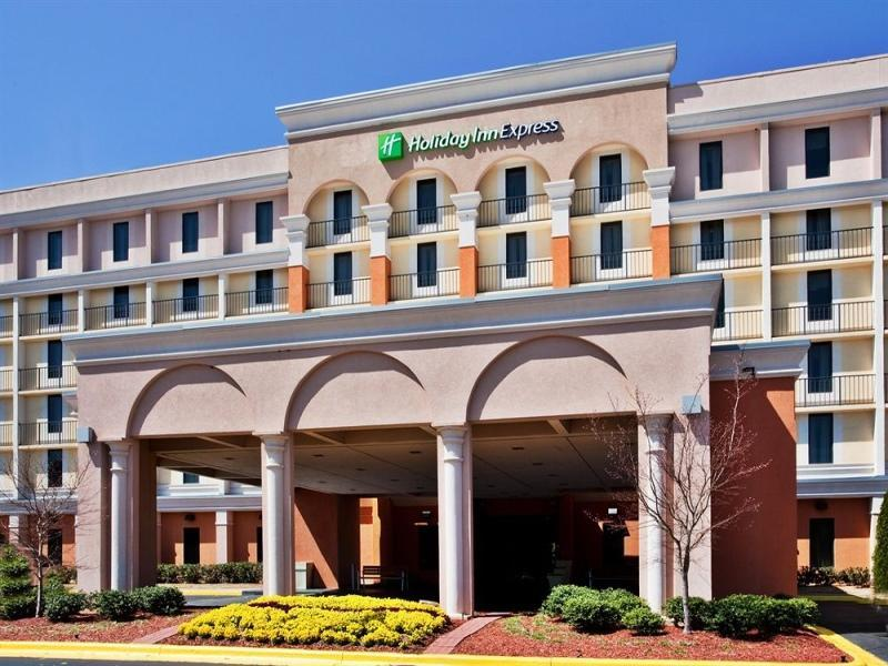 Holiday Inn Express Atlanta Hotel College Park (GA)