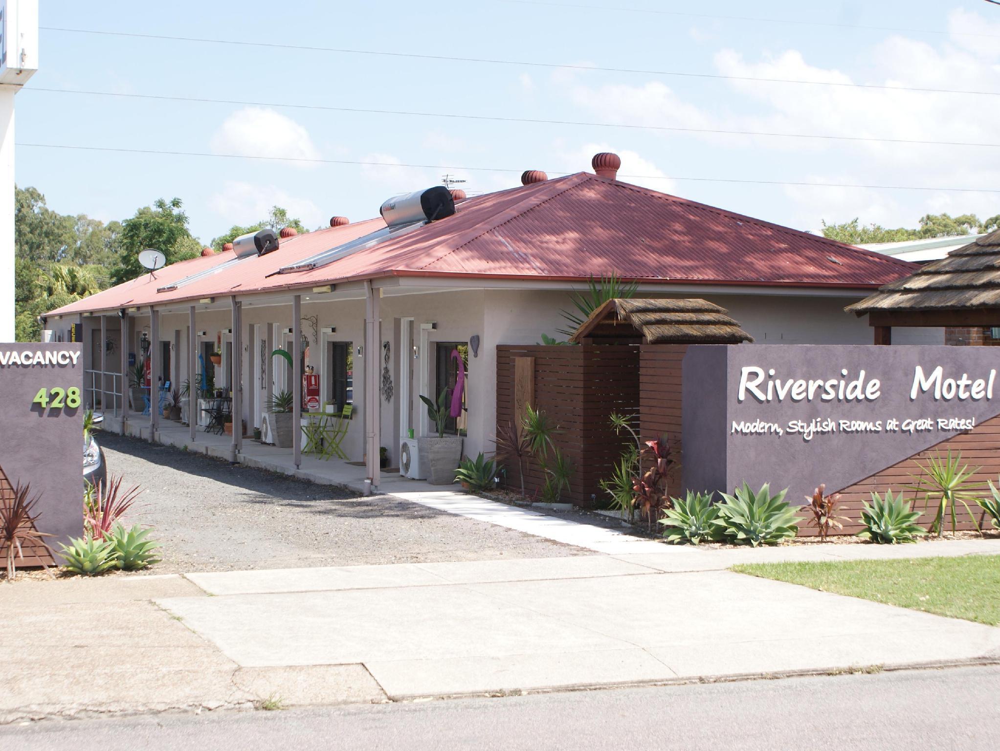 Riverside Motel - Hotell och Boende i Australien , Karuah