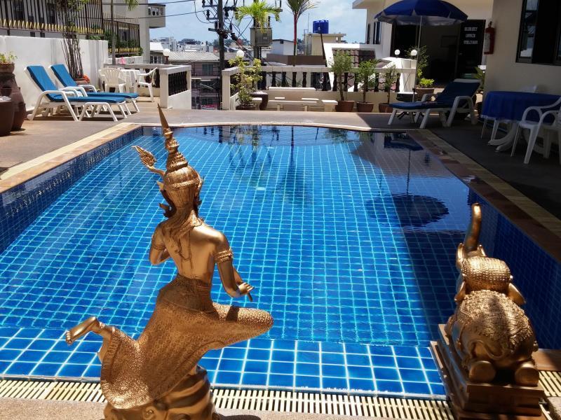Hotell Blue Sky Residence i Patong, Phuket. Klicka för att läsa mer och skicka bokningsförfrågan