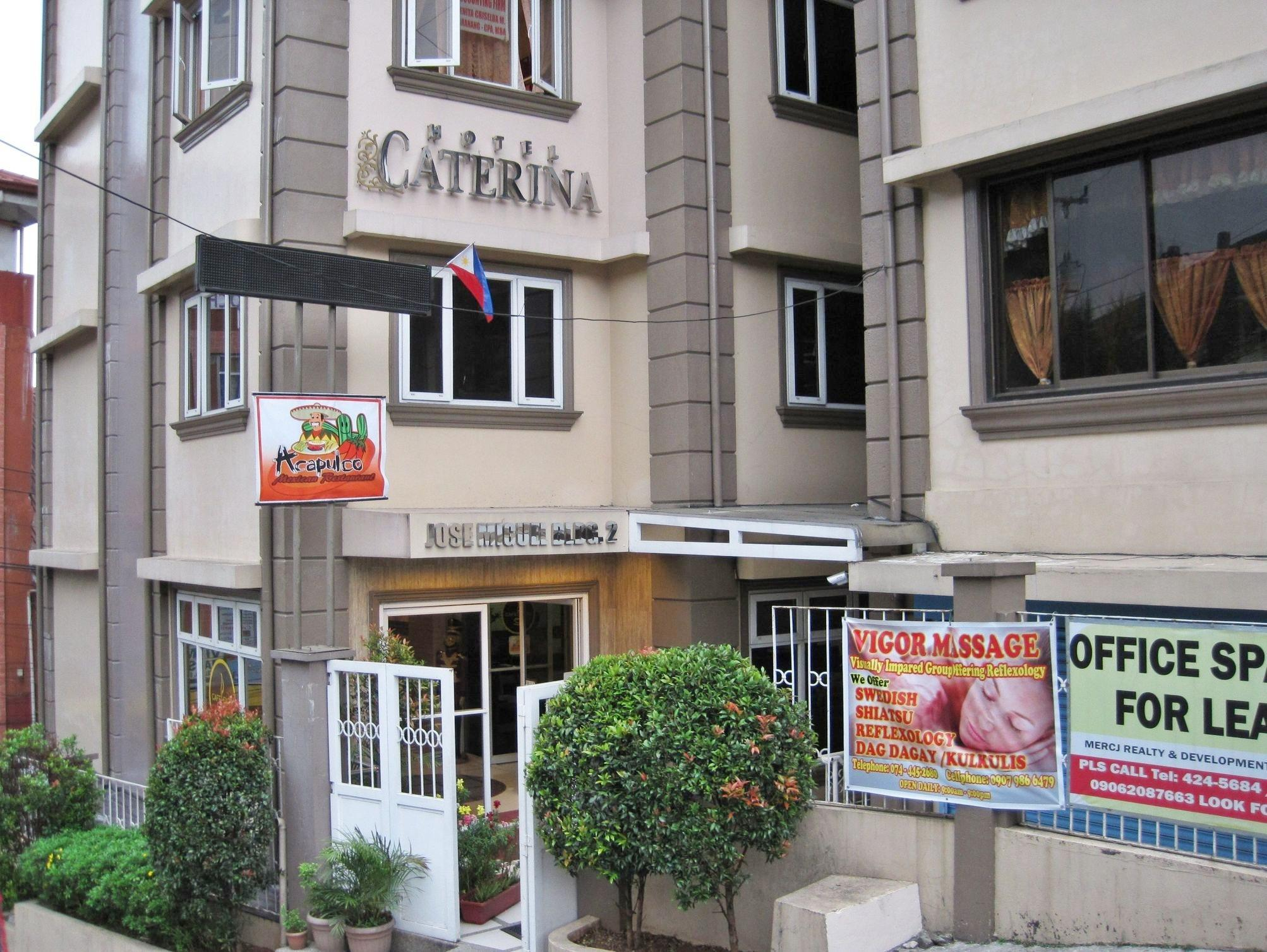 Hotel Caterina Hotels And Accommodation In Philippines Asia
