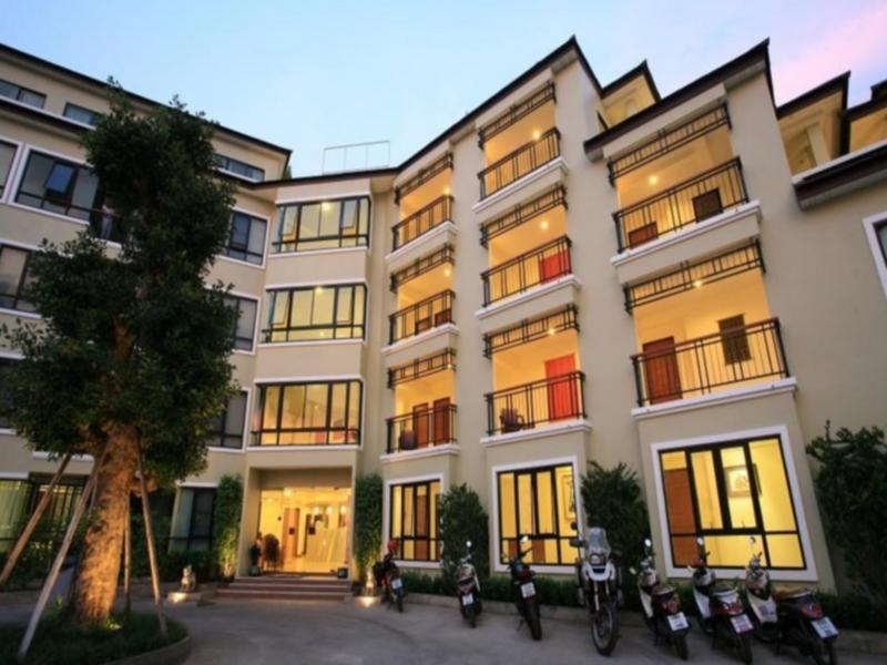The Xym Hotel - Hotels and Accommodation in Thailand, Asia