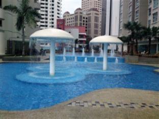 Sky Residence @ Titiwangsa Sentral Kuala Lumpur - Piscina